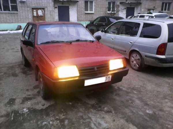 Лада 2109, 1990 год, 19 500 руб.