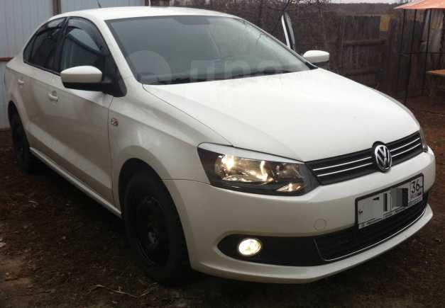 Volkswagen Polo, 2012 год, 477 000 руб.