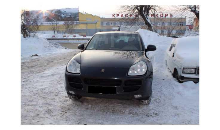 Porsche Cayenne, 2004 год, 740 000 руб.
