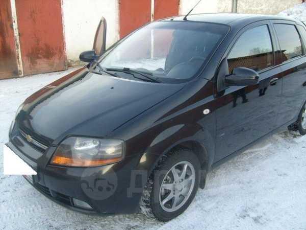 Chevrolet Aveo, 2005 год, 198 000 руб.