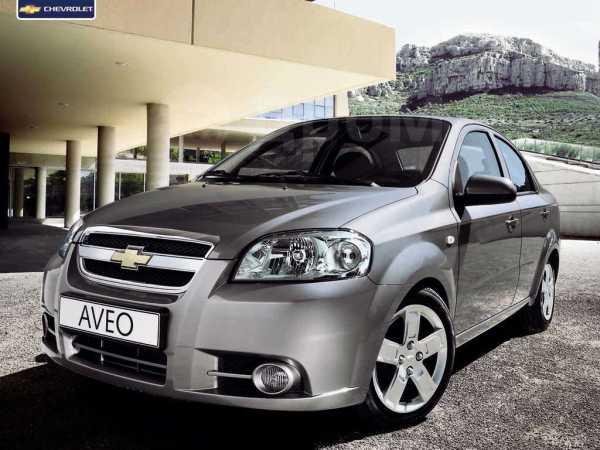 Chevrolet Aveo, 2010 год, 305 000 руб.