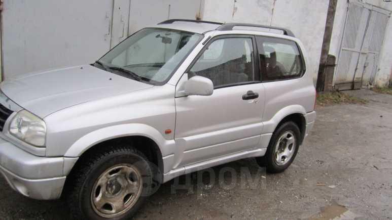 Suzuki Grand Vitara, 2001 год, 435 000 руб.