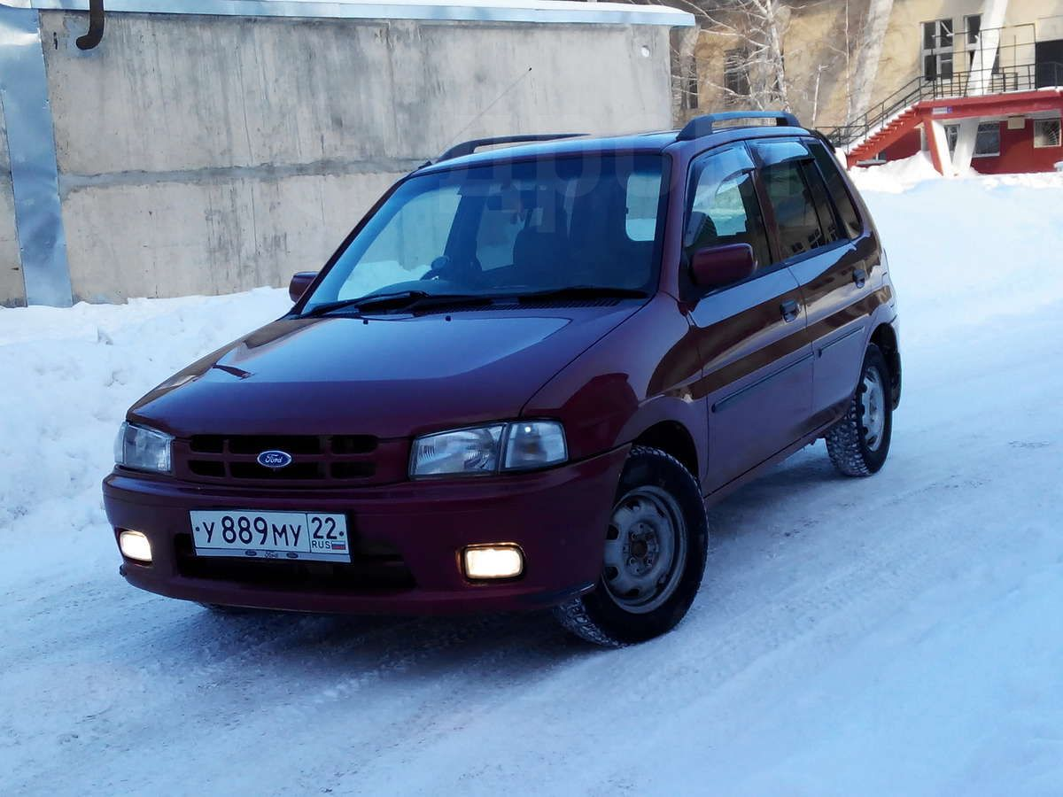 Ford Festiva 1998 190 000