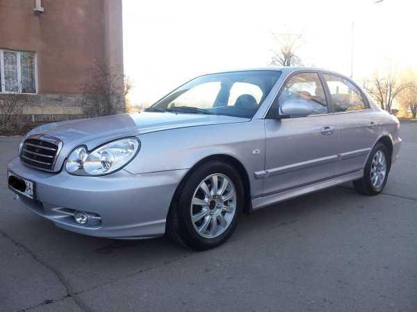 Hyundai Sonata, 2005 год, 273 000 руб.