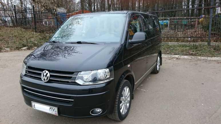 Volkswagen Multivan, 2010 год, 1 350 000 руб.