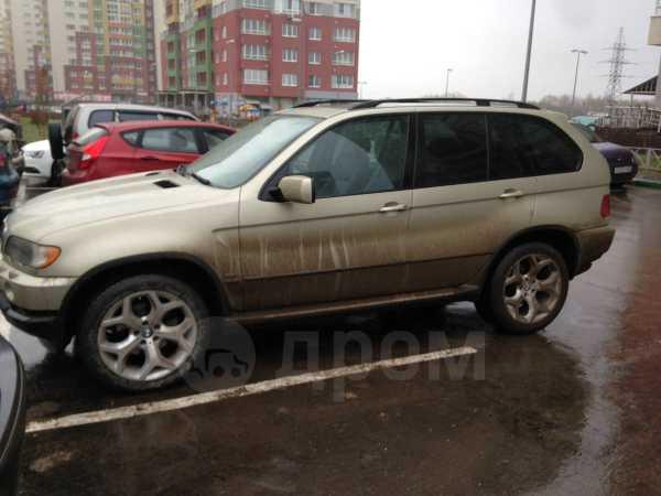 BMW X5, 2002 год, 480 000 руб.