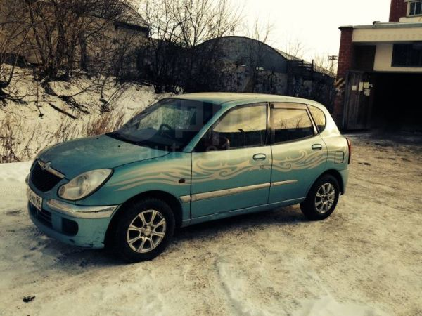 Toyota Duet, 2003 год, 130 000 руб.