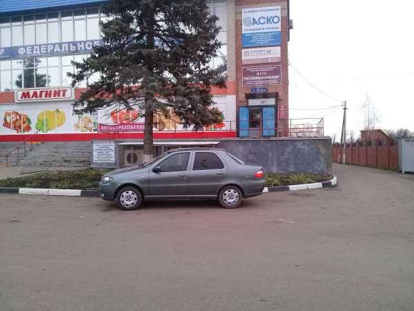 Fiat Albea, 2011 год, 277 000 руб.