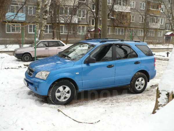 Kia Sorento, 2005 год, 420 000 руб.