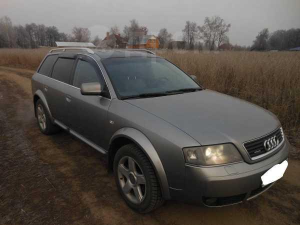 Audi A6 allroad quattro, 2002 год, 530 000 руб.