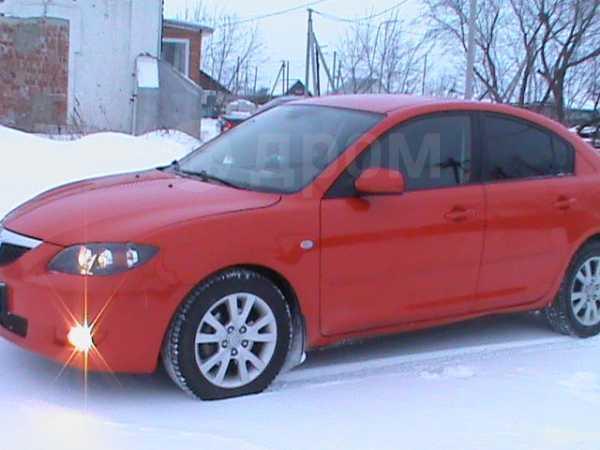 Mazda Mazda3, 2008 год, 410 000 руб.