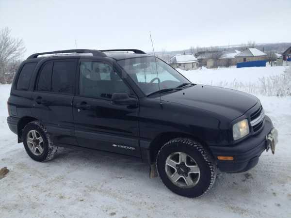 Chevrolet Tracker, 2002 год, 270 000 руб.