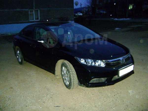 Honda Civic, 2012 год, 640 000 руб.
