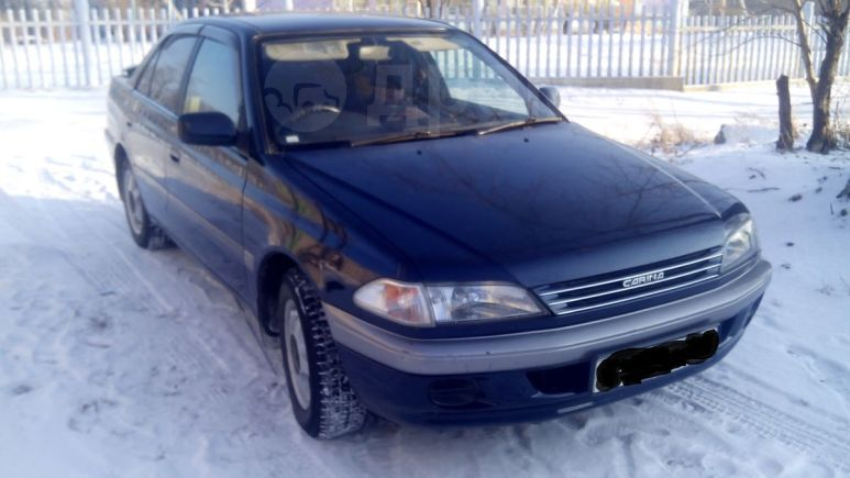 Toyota Carina, 1997 год, 200 000 руб.