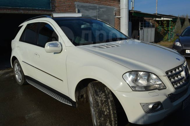Mercedes-Benz M-Class, 2009 год, 1 200 000 руб.