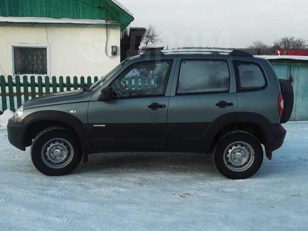 Chevrolet Niva, 2012 год, 405 000 руб.