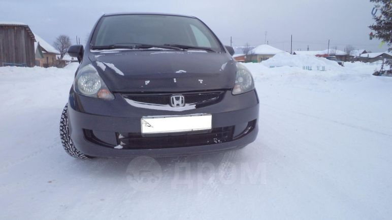 Honda Fit, 2007 год, 390 000 руб.
