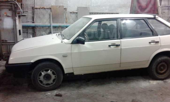 Лада 2109, 1993 год, 58 000 руб.