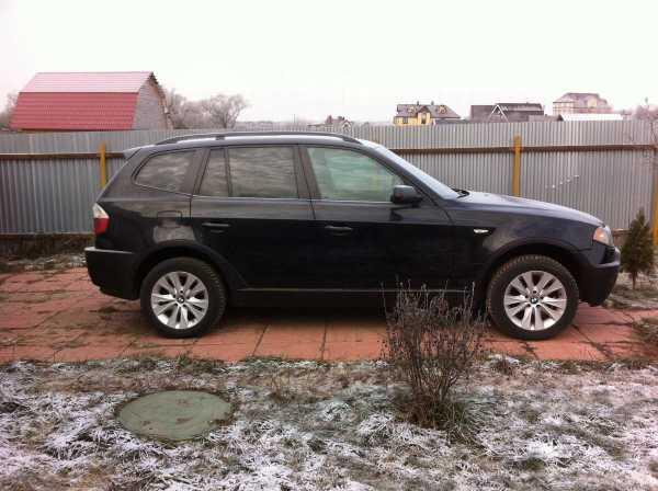 BMW X3, 2004 год, 560 000 руб.