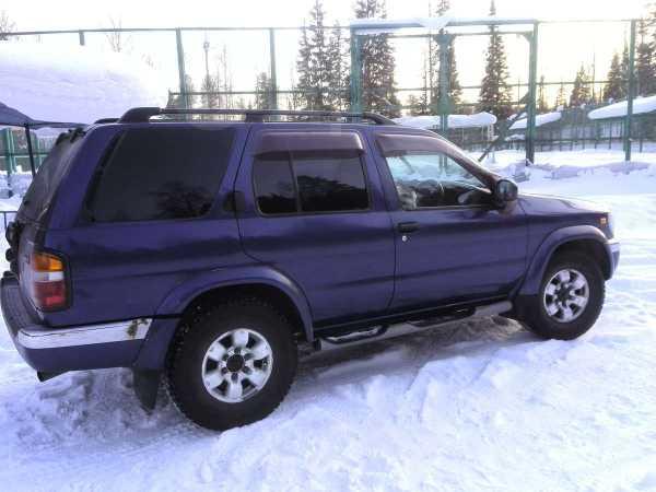 Nissan Terrano, 1995 год, 220 000 руб.