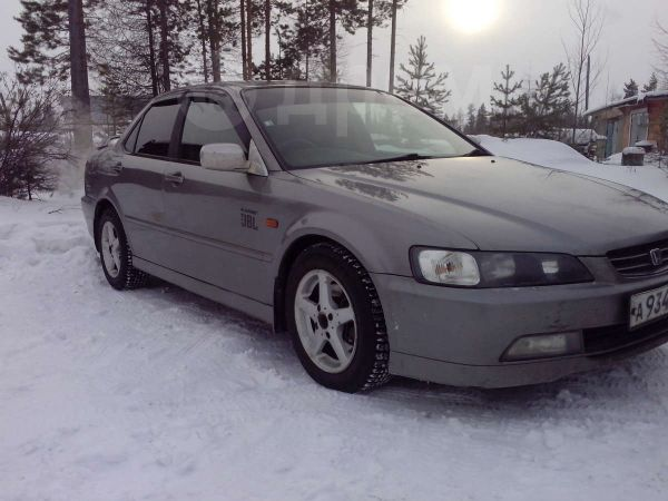 Honda Accord, 1997 год, 235 000 руб.