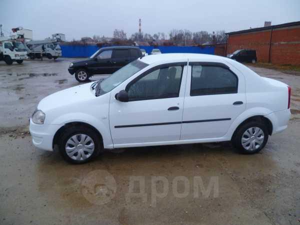 Renault Logan, 2011 год, 287 000 руб.