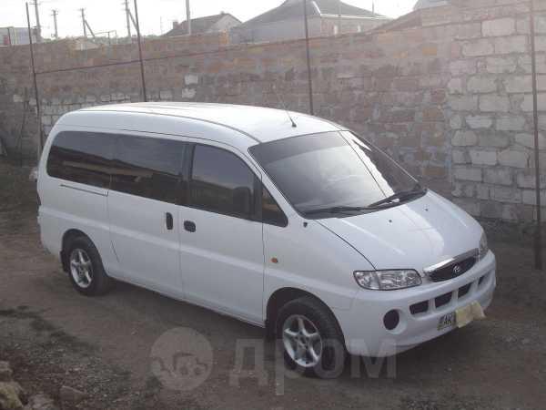 Hyundai H1, 2000 год, $8700