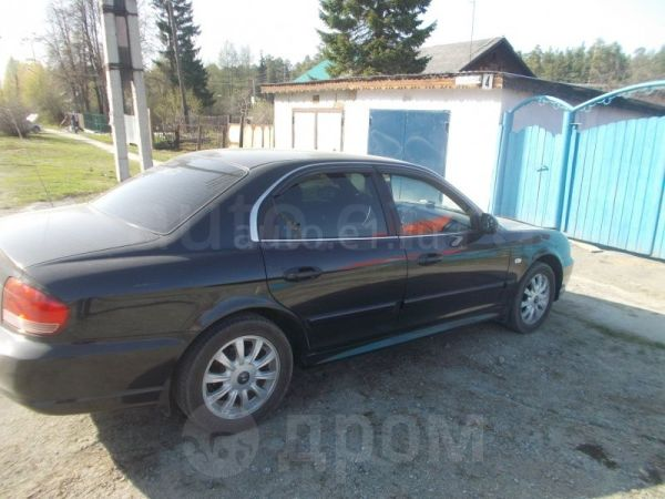 Hyundai Sonata, 2006 год, 360 000 руб.