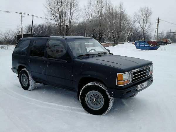 Ford Explorer, 1992 год, 200 000 руб.