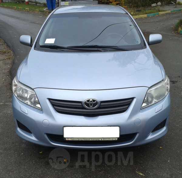 Toyota Corolla, 2007 год, 415 000 руб.