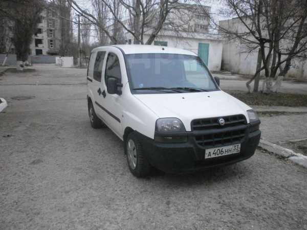 Fiat Doblo, 2001 год, 280 000 руб.