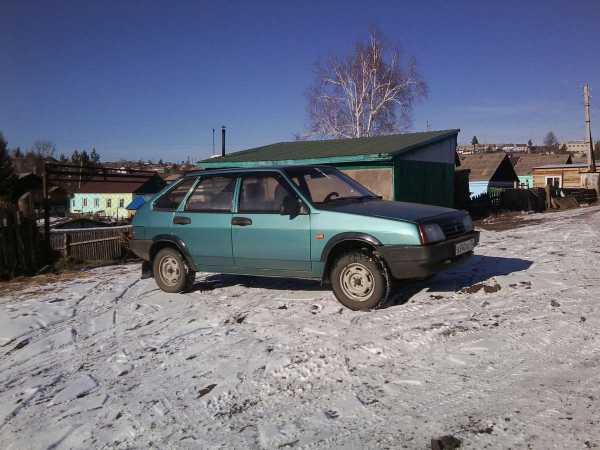 Лада 2109, 1999 год, 95 000 руб.