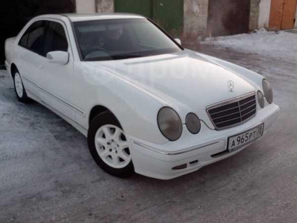 Mercedes-Benz E-Class, 2001 год, 299 000 руб.