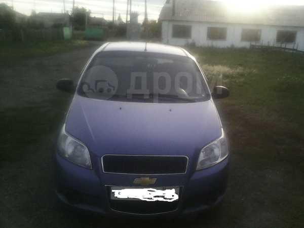 Chevrolet Aveo, 2009 год, 260 000 руб.