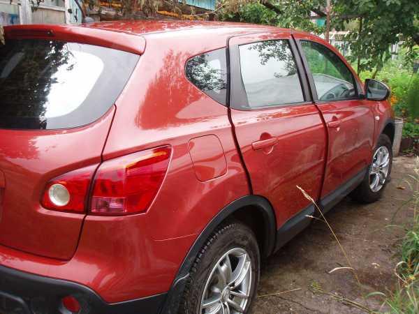 Nissan Qashqai, 2008 год, 615 000 руб.
