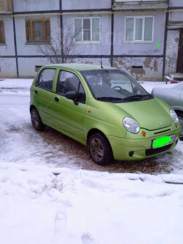 Daewoo Matiz, 2006 год, 165 000 руб.