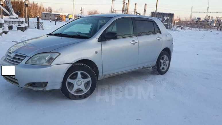 Toyota Allex, 2002 год, 260 000 руб.