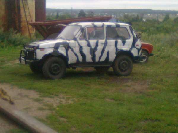 Лада 4x4 2121 Нива, 1988 год, 45 000 руб.