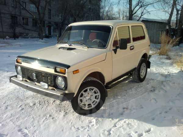 Лада 4x4 2121 Нива, 1995 год, 170 000 руб.