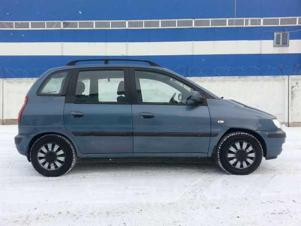 Hyundai Matrix, 2003 год, 200 000 руб.