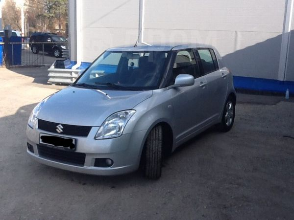Suzuki Swift, 2007 год, 255 000 руб.