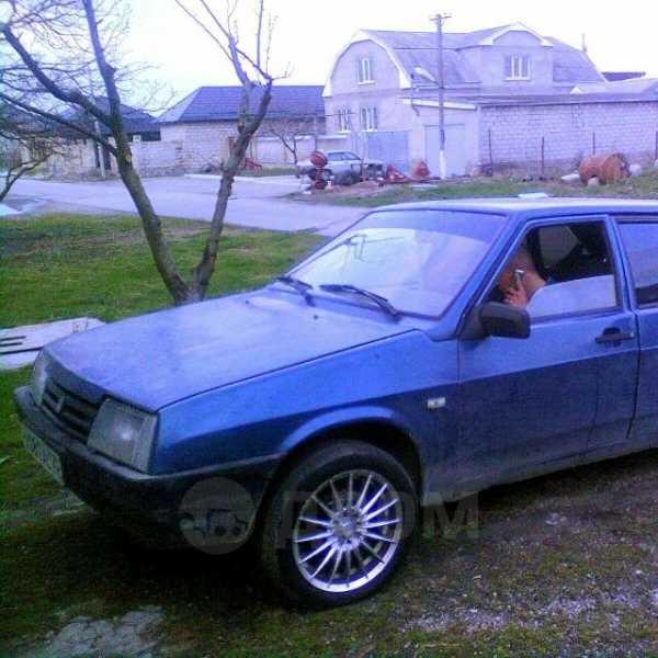 Лада 2109, 1995 год, 55 000 руб.