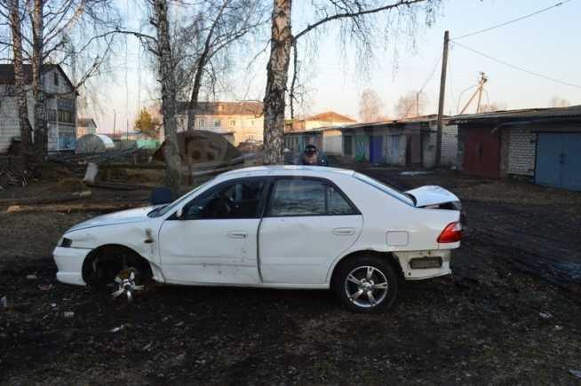 Mazda Capella, 2001 год, 80 000 руб.