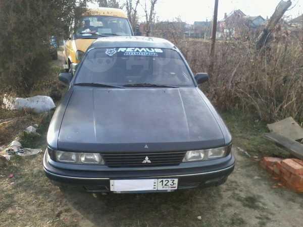 Mitsubishi Galant, 1989 год, 130 000 руб.