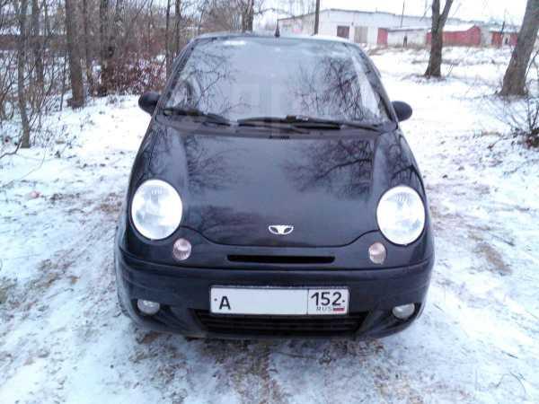 Daewoo Matiz, 2009 год, 140 000 руб.