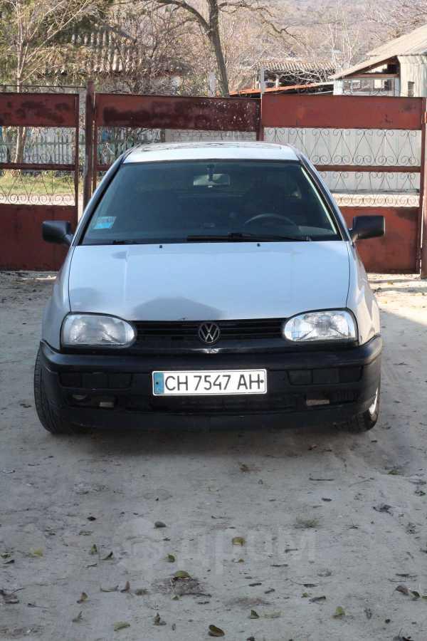 Volkswagen Golf, 1993 год, 170 000 руб.