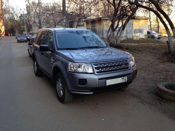 Land Rover Freelander, 2013 год, 1 350 000 руб.