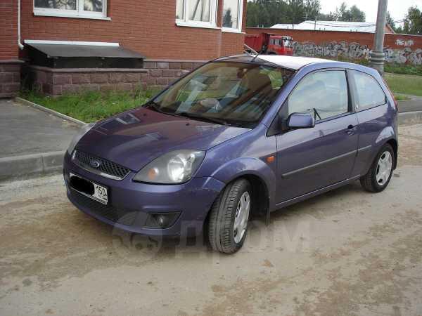 Ford Fiesta, 2008 год, 230 000 руб.