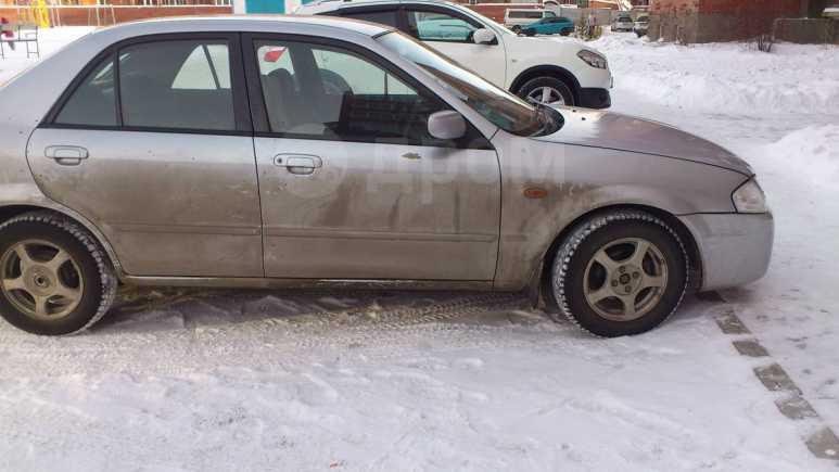 Mazda 323, 2000 год, 235 000 руб.