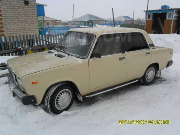 Лада 2107, 1986 год, 75 000 руб.